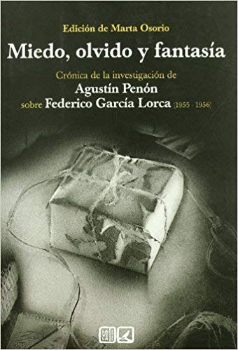Cover of 'Fear, Forgetfulness and Fantasy'.
