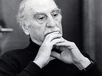 Francisco Ayala. Foto: Fundación Francisco Ayala.