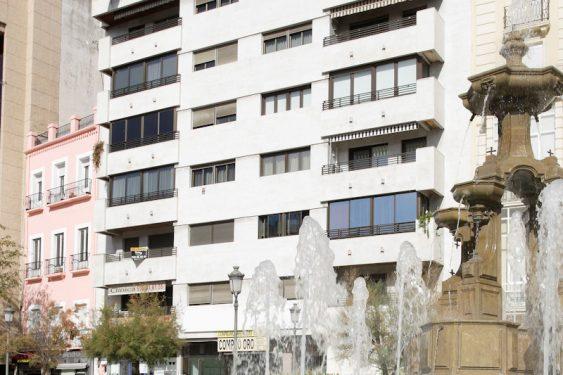 Casa familiar de Lorca en Acera del Casino