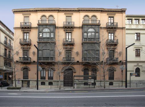 Casa familiar de Lorca en Gran Vía