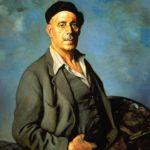 Ignacio Zuloaga, autorretrato