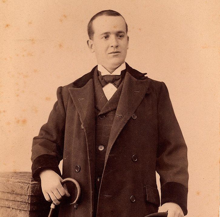 Antonio Rodríguez Espinosa, Federico García Lorca's teacher and mentor in Fuente Vaqueros / Photo: FGL Foundation