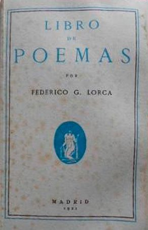 Primera edición de Libro de Poemas, editado por Maroto en Madrid en 1921