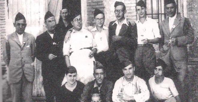 Masones de La Colonia que se convirtieron en personas de confianza de los guardias.