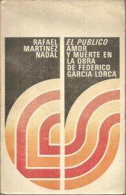 The Public, Federico García Lorca.