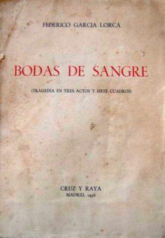 Blood Wedding, Federico García Lorca