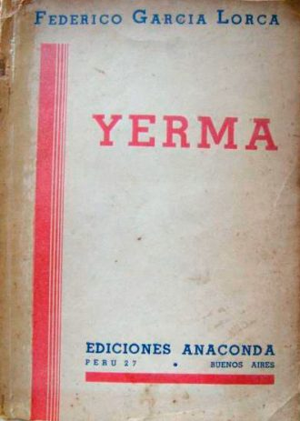 Yerma, Federico García Lorca