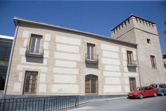 Casa-Palacio de los Condes de Sástago. Órgiva.