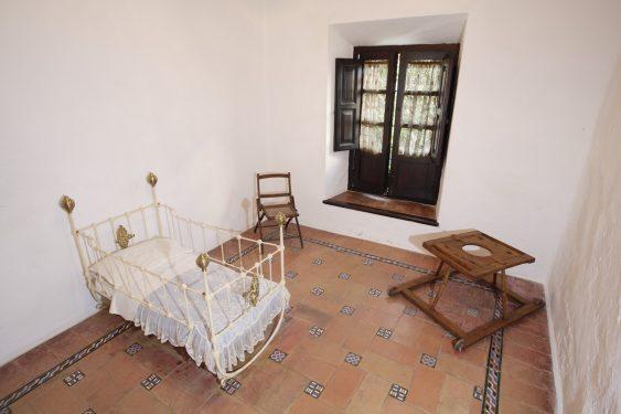 The house where Lorca was born in Fuente Vaqueros