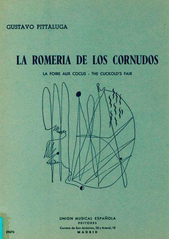 La Romería de los Cornudos. / Foto: Fundación Juan March