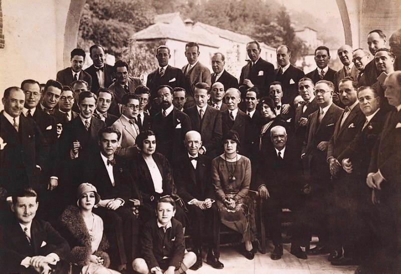 Estreno de Mariana Pineda en Granada, mayo 1929