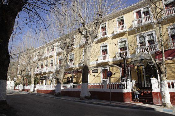Hotel España in Lanjarón