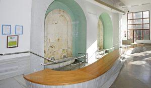 Manantiales del Balneario de Lanjarón, donde acudía la familia de García Lorca para aliviar las dolencias de su madre, doña Vicenta.