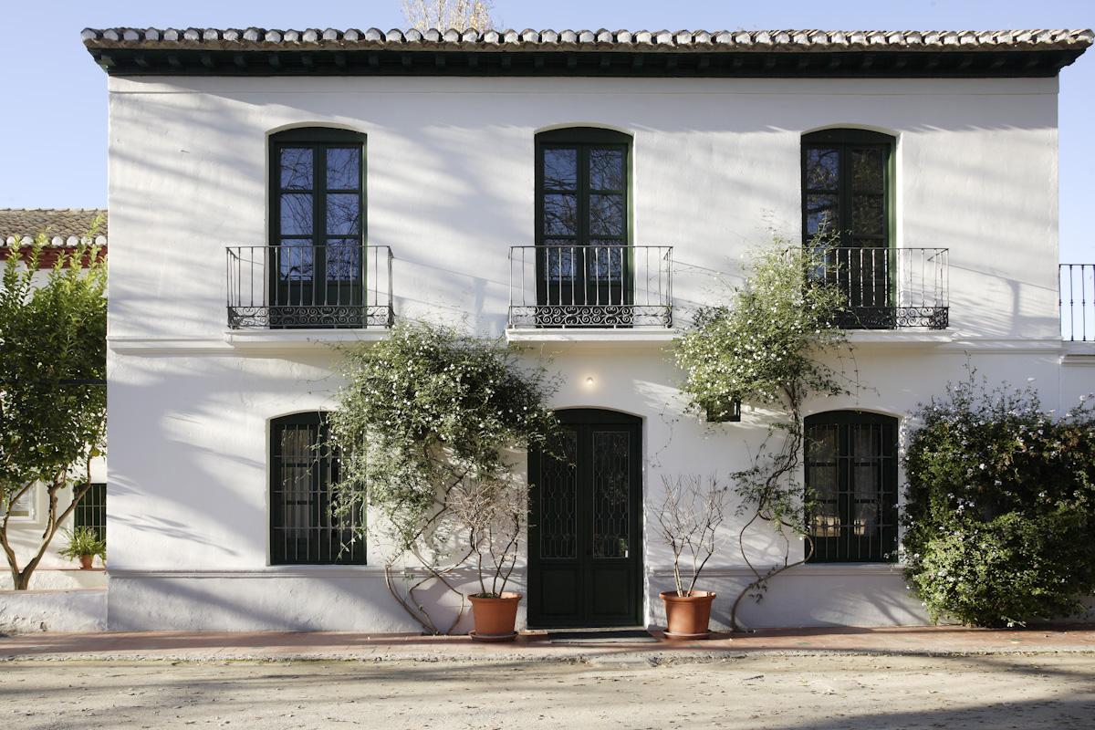 St. Vincent Farmhouse, where Federico García Lorca's family spent their summers.