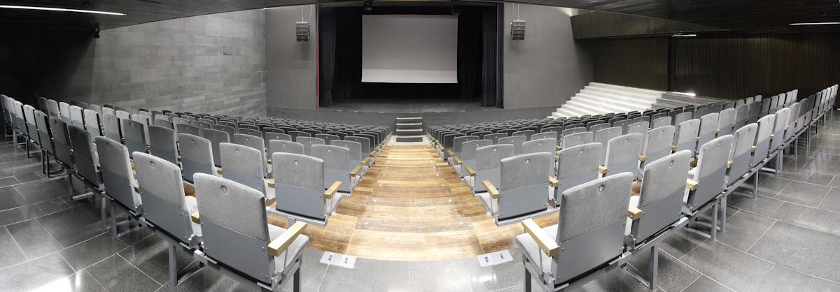 Teatro del Centro Federico García Lorca.