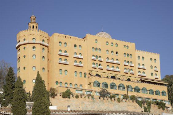Teatrillo del Hotel Alhambra Palace