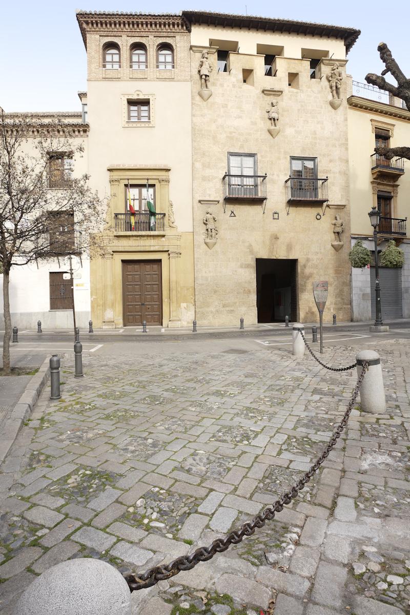 Casa De Los Tiros Universo Lorca