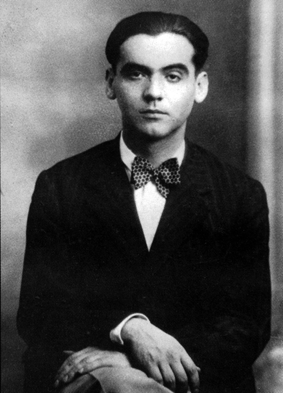 Retrato de Federico García Lorca en su adolescencia.