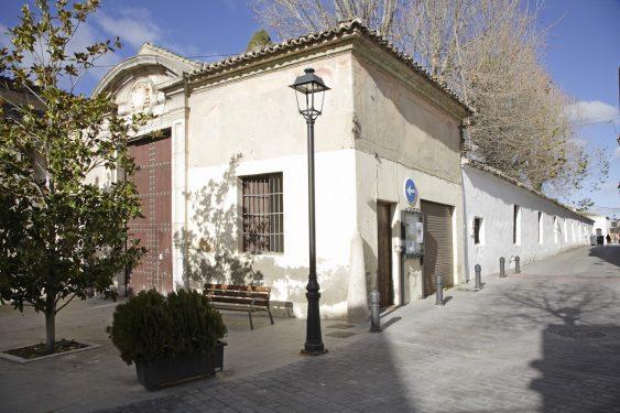 El Palacio del Cuzco (palacio episcopal de Víznar, final S.XVIII) debe su nombre al arzobispo peruano Juan Manuel Moscoso y Peralta.