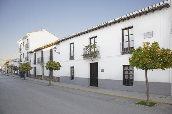 Museo Casa-Natal de Federico García Lorca en Fuente Vaqueros.