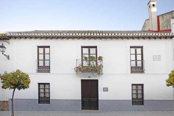 Federico García Lorca Birthplace Museum in Fuente Vaqueros.