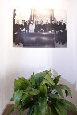 Museo Casa-Natal de Federico García Lorca en Fuente Vaqueros. Rincón del granero en la planta de arriba.