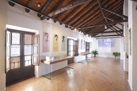 Museo Casa Natal de Federico García Lorca en Fuente Vaqueros