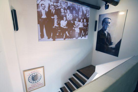 Museo Casa-Natal de Federico García Lorca en Fuente Vaqueros. Sala Anna María Dalí.