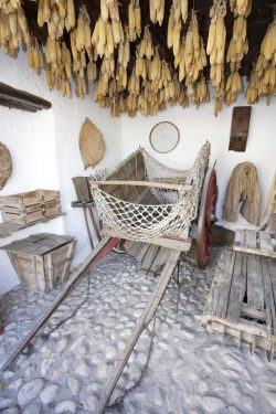Casa-Museo de Valderrubio de la familia de Federico García Lorca.
