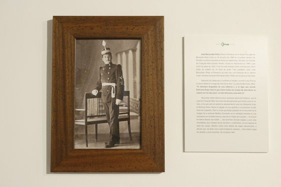 Casa de Frasquita Alba, en Valderrubio, hoy convertida en museo. En las vivencias de los habitantes de esta casa se basó Federico García Lorca para su obra 'La Casa de Bernarda Alba'. Ficha de Pepe El Romano.