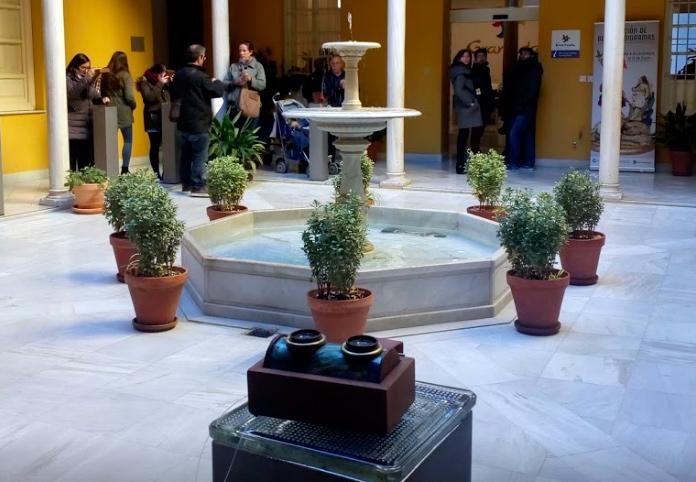 Exposición fotos 3D Casa Natal de Lorca
