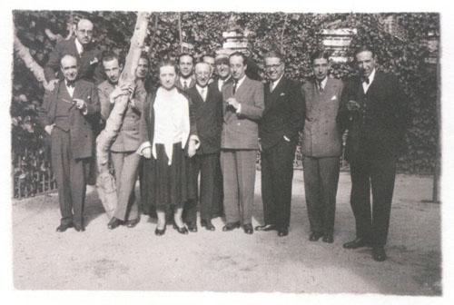Homenaje a Mathilde Pomés