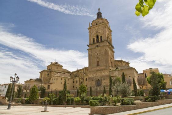 Catedral de Guadix.