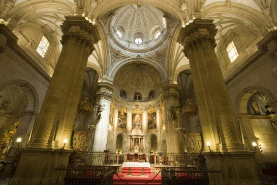La Catedral de Guadix conjuga los estilos gótico, renacentista y barroco.
