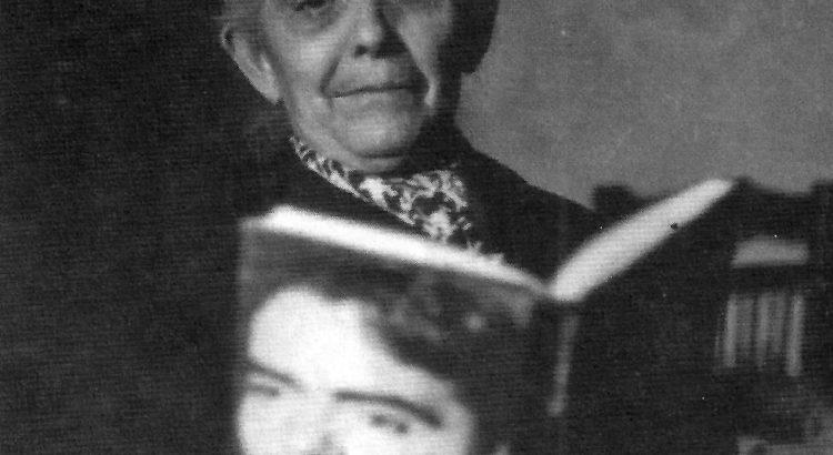 Cousin Aurelia photographed by Penón in 1956.